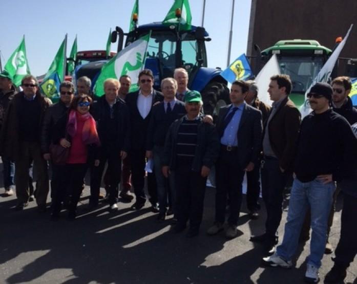 No Imu agricola, la protesta di Agrinsieme non si ferma
