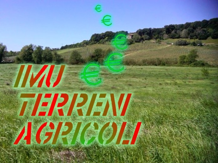 Tutti a Palermo! 31 marzo mobilitazione Agrinsieme contro l'IMU agricola