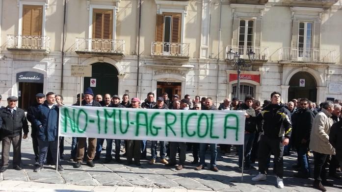 Agrinsieme Catania, superare L'IMU agricola